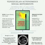 Venezuelan Autonomous Social Movements